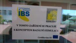 Bazálna stimulácia v Maríne